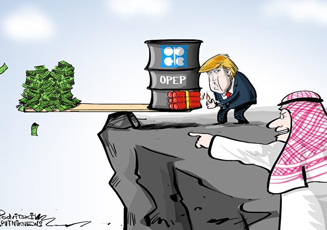 ¿Y ahora qué? Los saudíes ponen en jaque la condición del dólar estadounidense