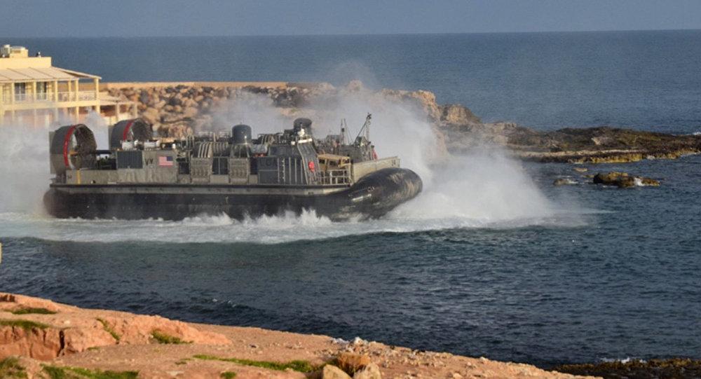 Militares de EEUU se retiran de Libia el 7 de abril de 2019