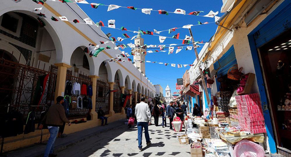 Habitantes de Trípoli, Libia