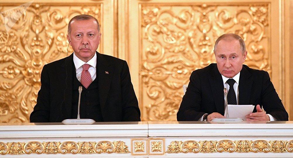 Rusia y Turquía reconocen presencia terrorista en Siria