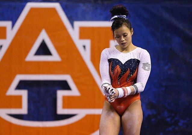Samantha Cerio, gimnasta estadounidense