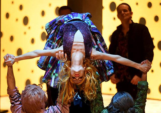 La ópera 'Porgy and Bess', puesta por el director Szilveszter Okovacs en la Ópera Nacional de Hungría