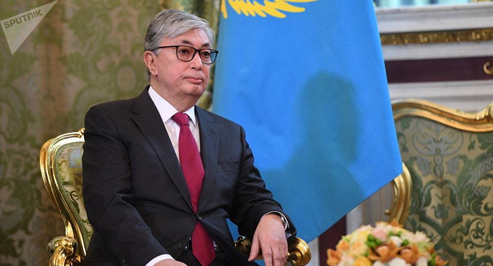 Kasim-Zhomart Tokáev, el presidente interino de Kazajistán