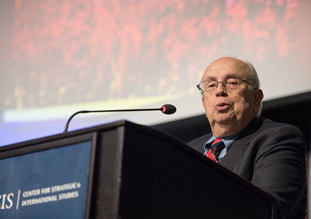 Gustavo Tarre, un enviado del diputado opositor Juan Guaidó como representante permanente de Venezuela ante la Organización de los Estados Americanos