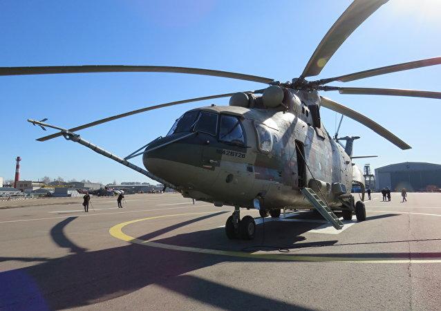 Helicóptero Mi-26T2V