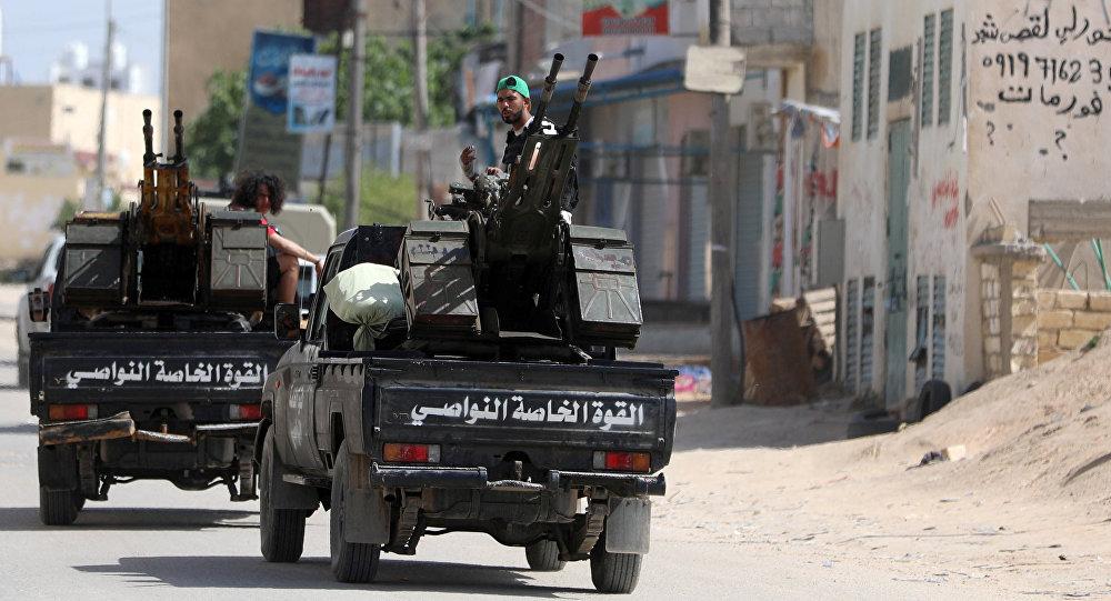 Situación en Libia (imagen referencial)