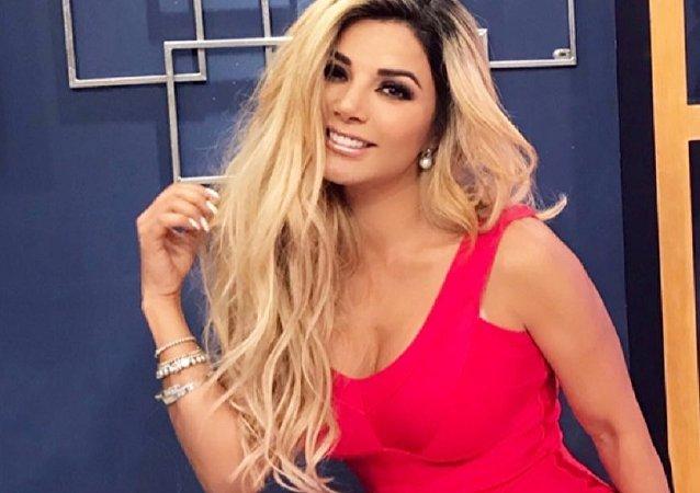 Aleida Nuñez, actriz y cantante mexicana