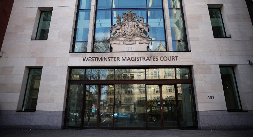 Tribunal de Magistrados de Westminster en el Reino Unido