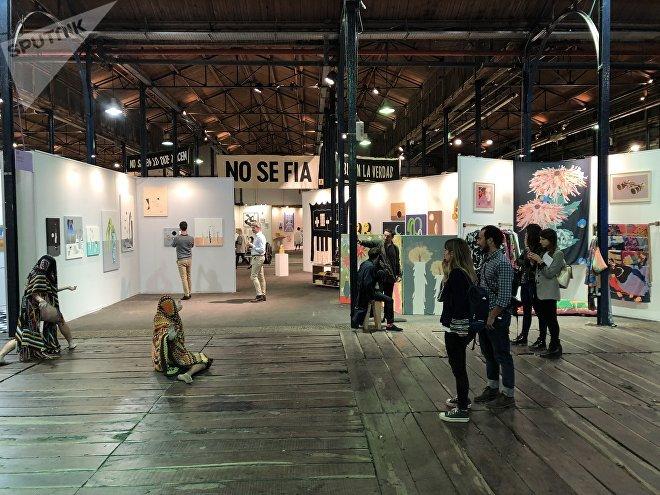 En ArteBA participan unos 400 artistas y 80 galerías de más de 25 ciudades del mundo