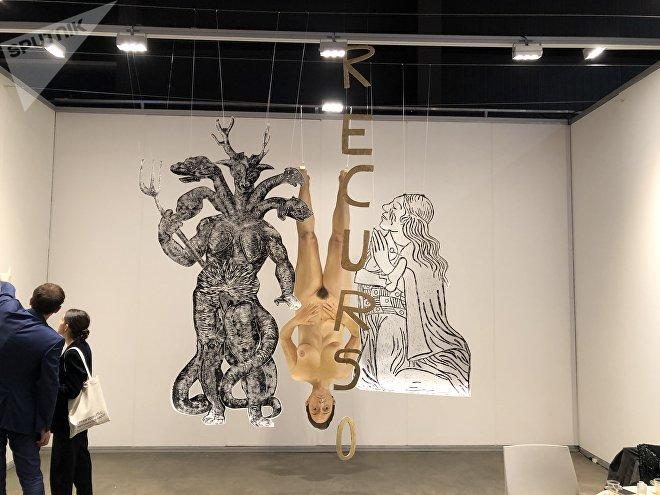 Los asistentes a ArteBA pueden acceder en un solo lugar a las salas de exhibición del arte contemporáneo y moderno, que ahora están dispersas por diferentes barrios de la ciudad