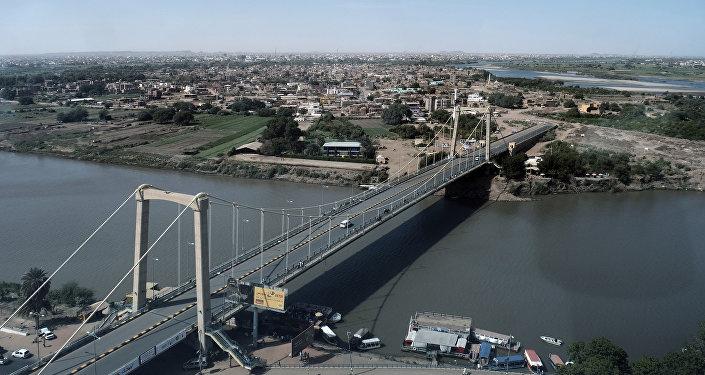 Jartum, la capital de Sudán