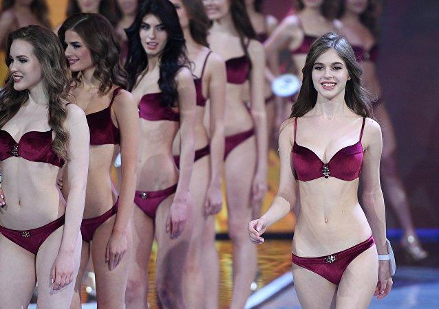 El concurso Miss Rusia 2019