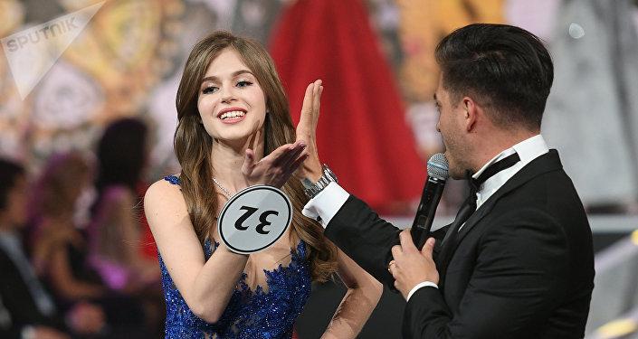 Alina Sankó, la Miss Rusia 2019