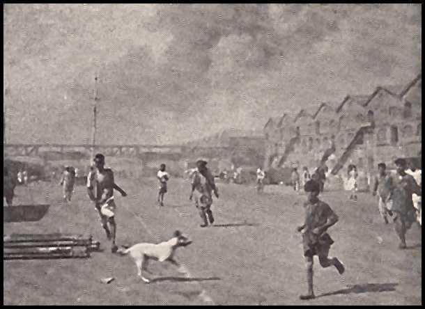 La explosión en Bombay