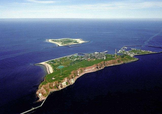 La isla de Heligoland
