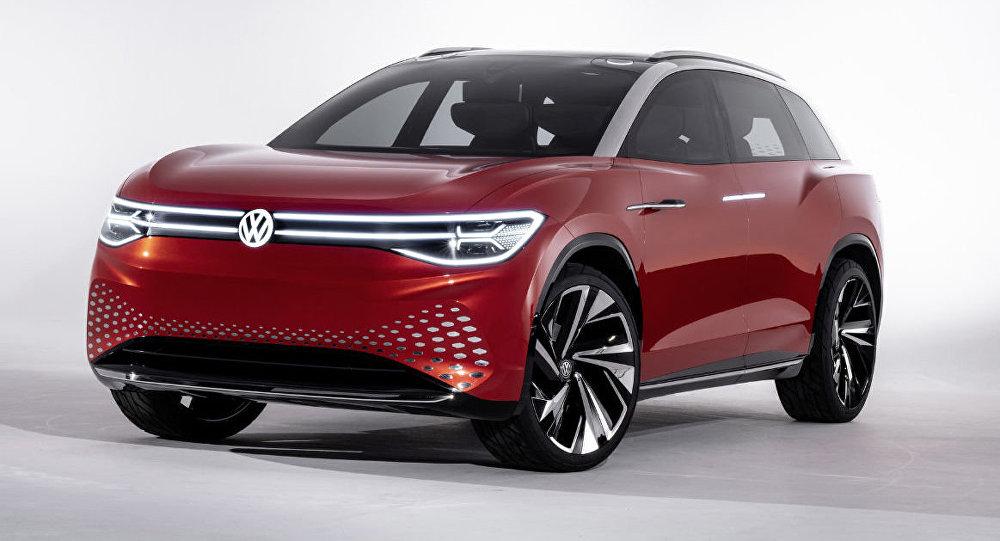 El todoterreno ID. ROOMZZ de  Volkswagen