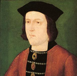 El rey Eduardo IV, un retrato