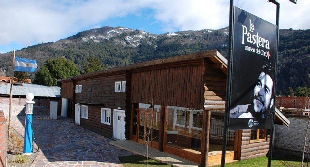 La Pastera, un museo en honor al 'Che' en la Patagonia argentina