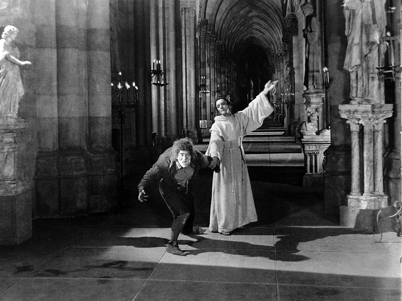 Quasimodo, el jorobado de Notre Dame