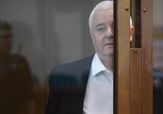Frode Berg, acusado de espionaje a favor de la agencia de Inteligencia norueg