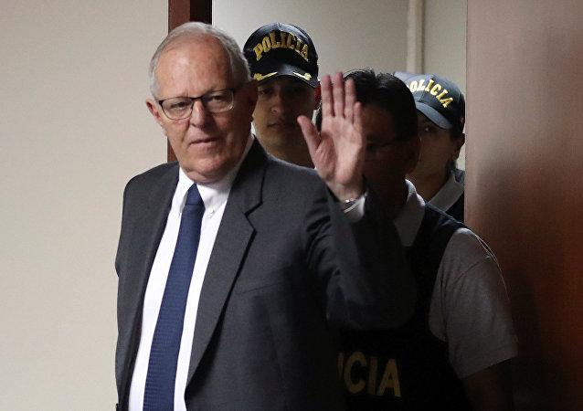 Pedro Pablo Kuczynski, expresidente de Perú (archivo)