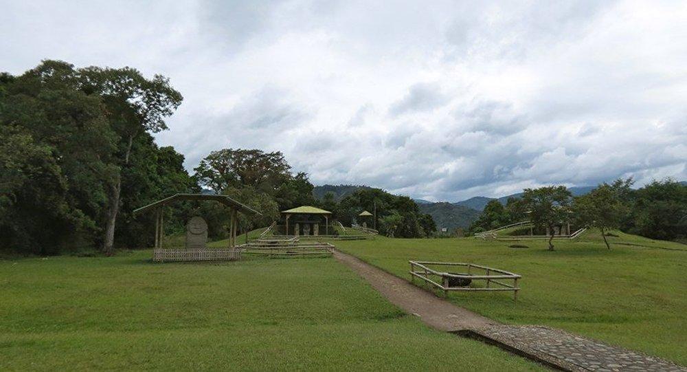Colombia Inaugura Un Nuevo Parque Arqueologico Para Recrear El