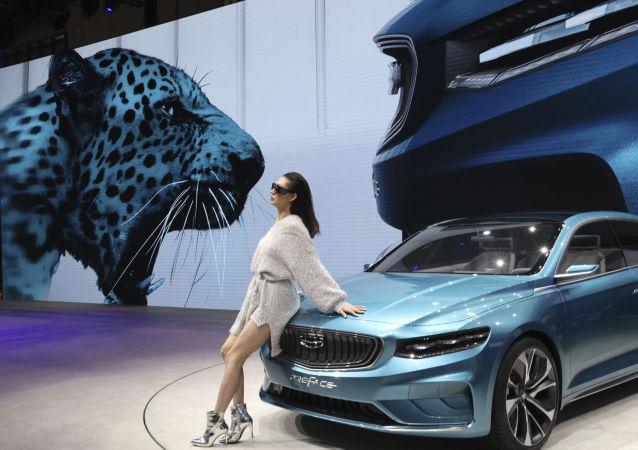 Inauguración del Salón del Automóvil de Shanghái