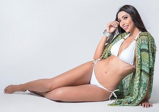 Joyce Prado, Miss Bolivia 2018