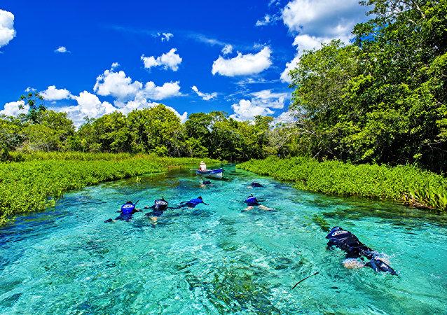 Bonito, un destino de ecoturismo al suroeste de Brasil