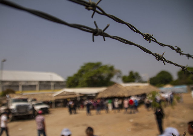 Mapastepec, Chiapas: Albergue del Gobierno mexicano donde se entregan visas de visitante regional, pero se niegan las humanitarias