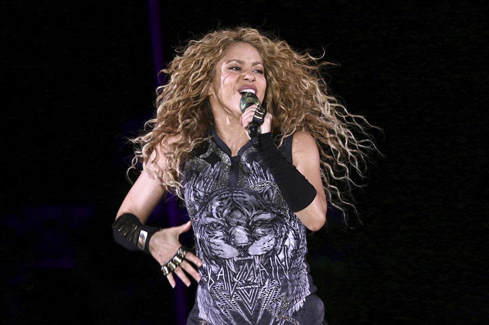 Shakira, cantante colombiana (42 años)