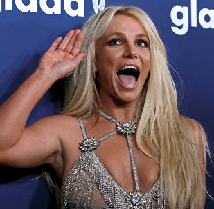 Britney Spears, cantante estadounidense, foto de archivo