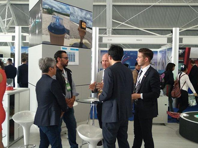 En FAMEX 2019, AVIAHELP propone servicios de articulación entre proveedores rusos y empresas latinoamericanas