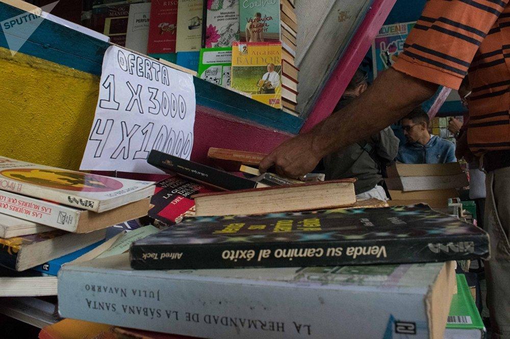En una librería