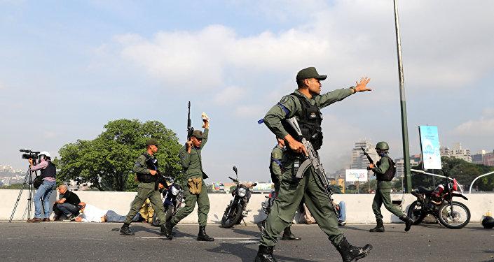 La situación en Venezuela
