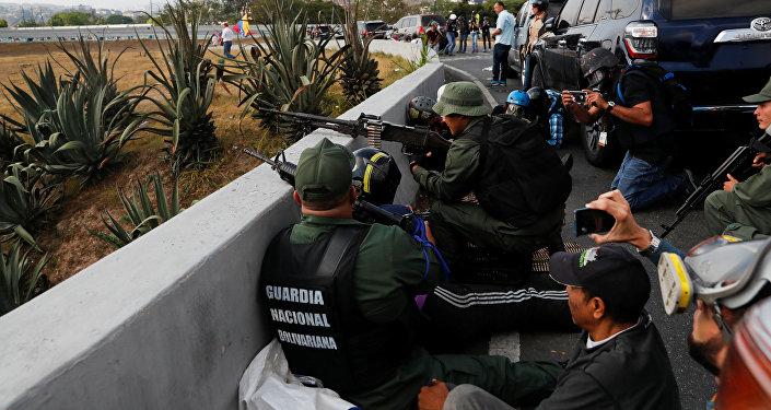 Situación en Venezuela