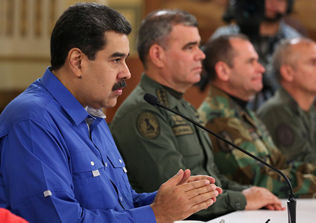Presidente de Venezuela, Nicolás Maduro, se dirige a la nación sobre el intento de golpe de Estado