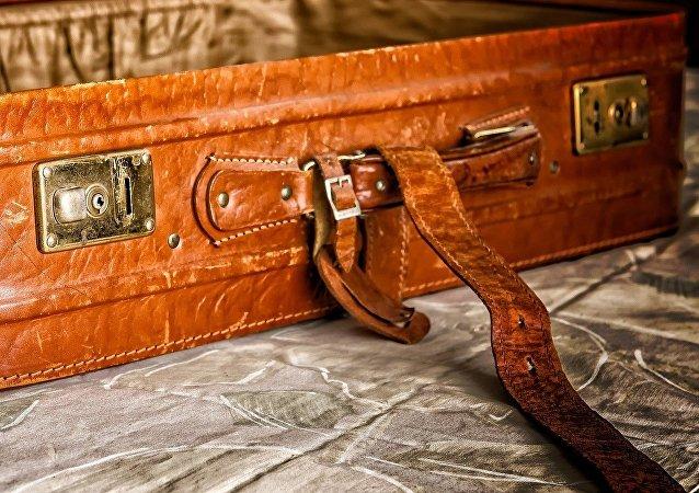 Una maleta