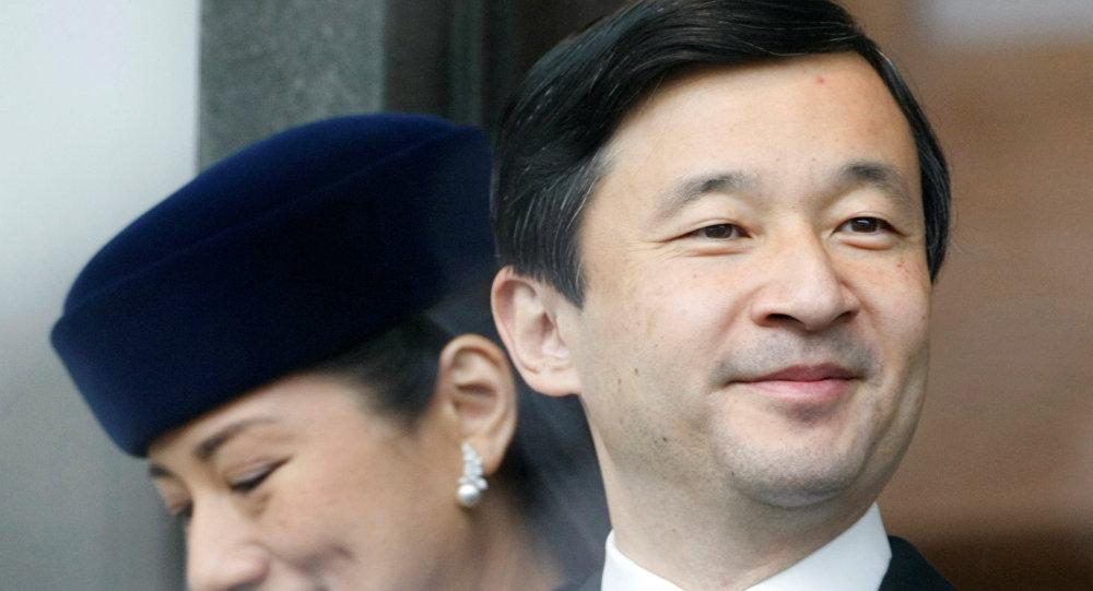 El nuevo monarca japonés Naruhito
