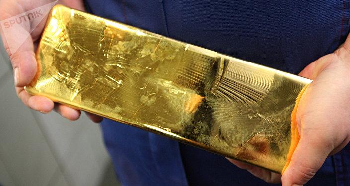 Las reservas de oro y divisas en Ucrania bajan al mínimo desde 2003