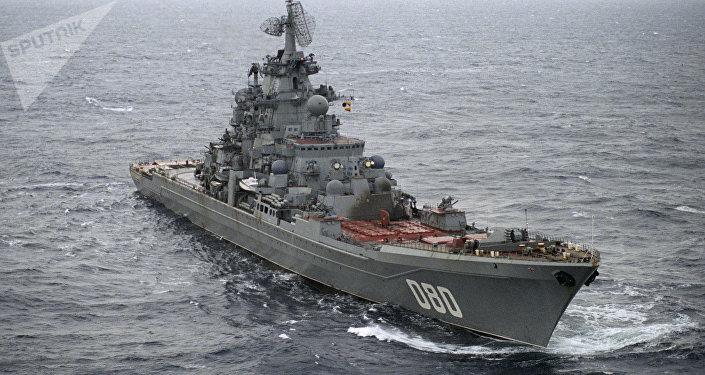 Crucero nuclear ruso Almirante Najimov (archivo)