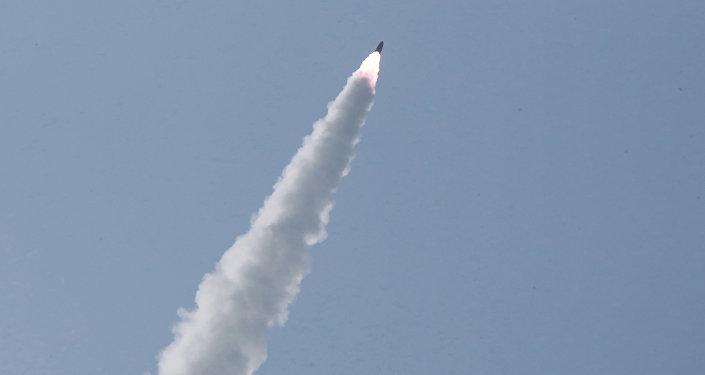 Ensayo de armas de Corea del Norte