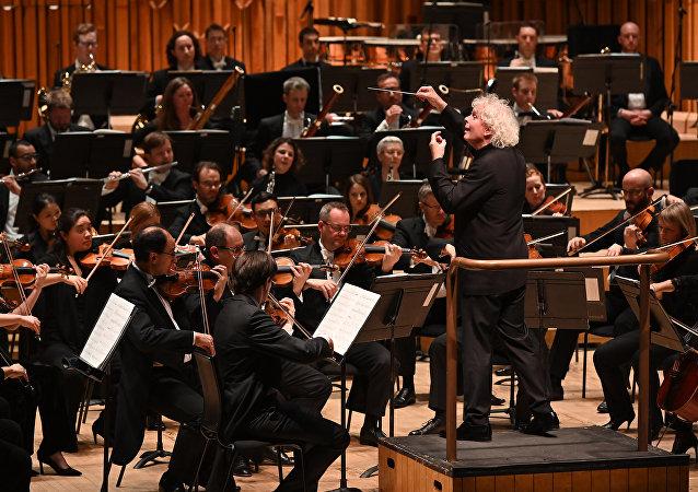 La Orquesta Sinfónica de Londres