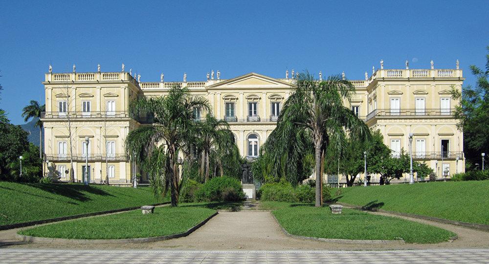 Museo Nacional de Río Janeiro
