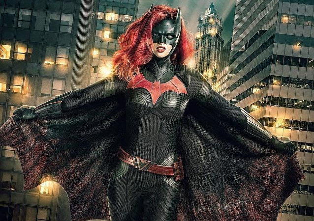 Batwoman, imagen referencial