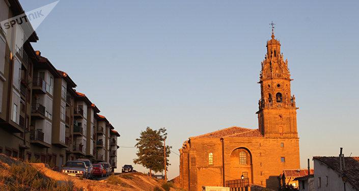 Iglesia de Santo Tomás de Haro