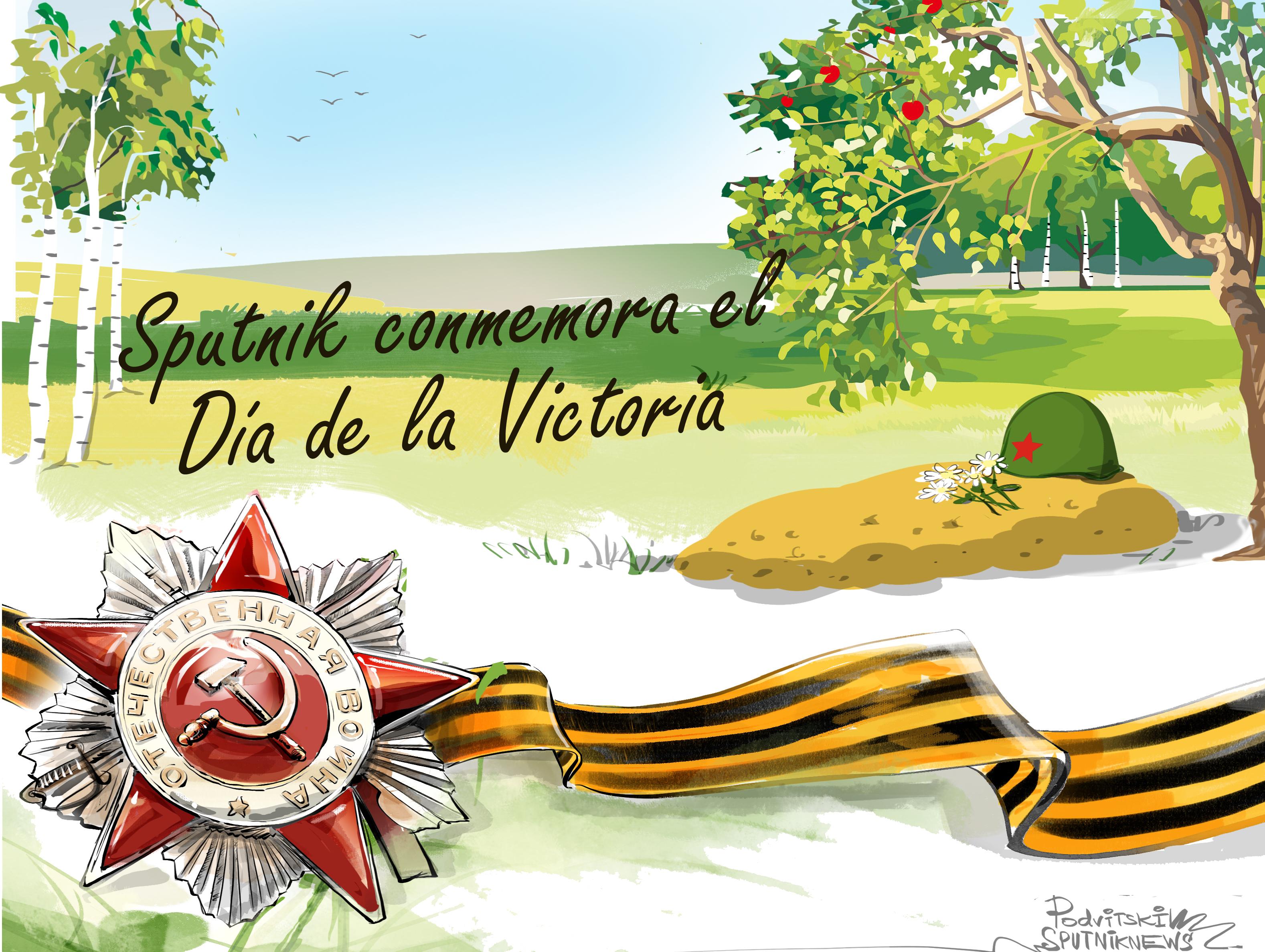 Sputnik da las gracias a los veteranos de la Gran Guerra Patria (imágenes)