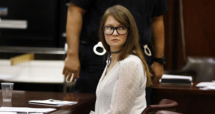Anna Sorokin, la falsa heredera rusa condenada a prisión en EEUU