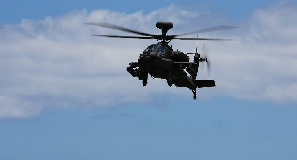 Un AH-64E Apache