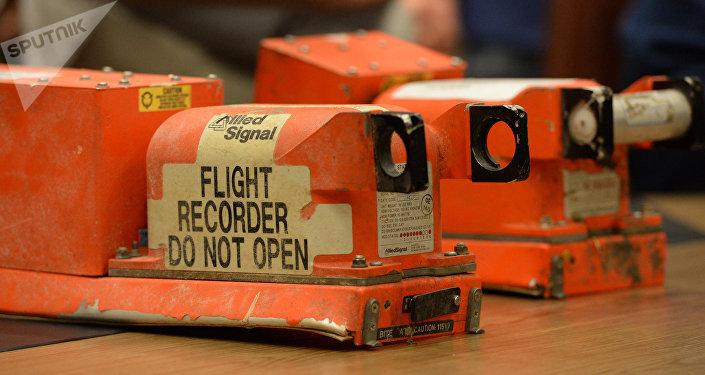 Grabadoras de datos de vuelo (archivo)
